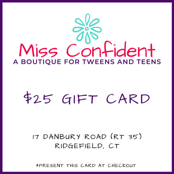 Store Gift Card - $25