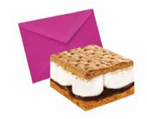S'mores Notecards