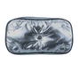 Tufted cosmetic bag