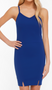 Cobalt Teen Dress (actual color)