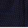 Polka Dot Teen Romper_Navy/ White