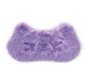 Fuzzy and furry kitty cat eye mask