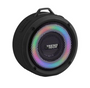 Waterproof bluetooth speaker with built-in mic. Avalable in 3 colors: green, pink, black.