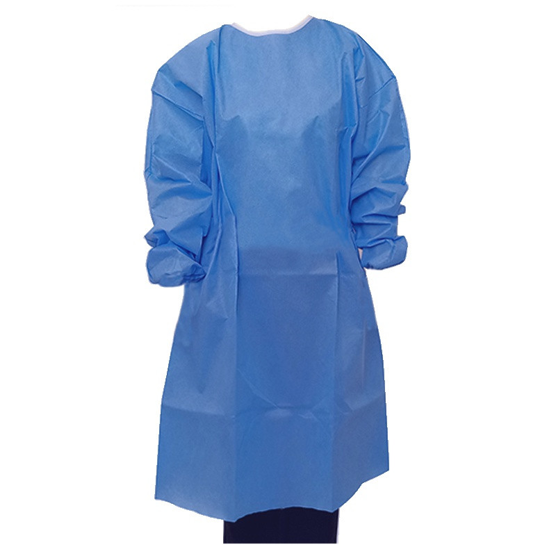 Medical Isolation Gown, Front