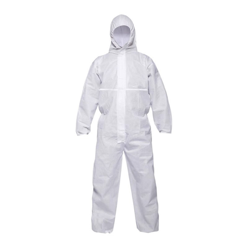 Medical Coverall with Hood, Disposable