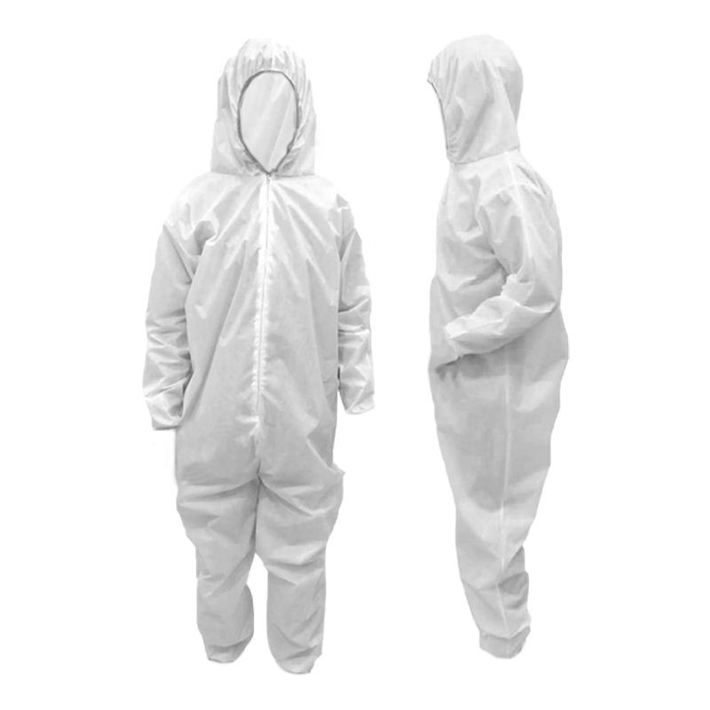 Disposable Coverall, Tyvek, MADE IN USA