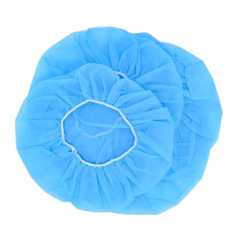 Disposable Head Cover, Bouffant Cap