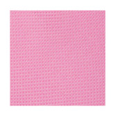 Men's Woven Subtle Mini Squares Adjustable Pre-Tied Banded Bow Tie - Pink