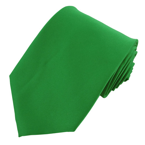 Kelly Solid Polyester Tie