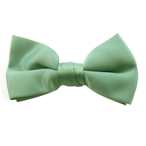 Boys Aquamarine Band Bowties
