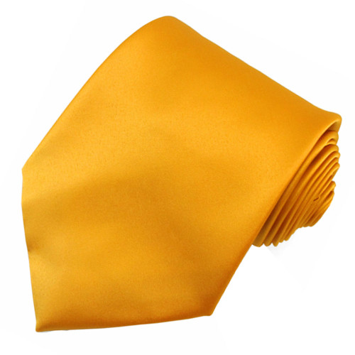 Gold Polyester Ties