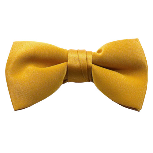 Boys Gold Band Bowties