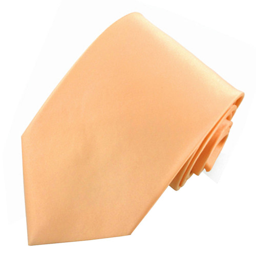 Coral Polyester Ties
