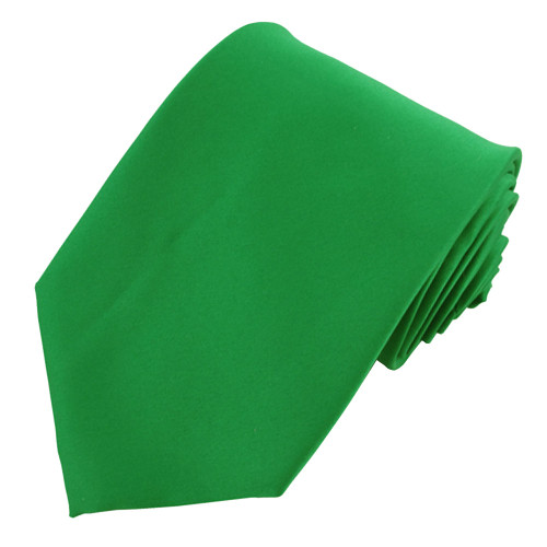 Green Polyester Ties