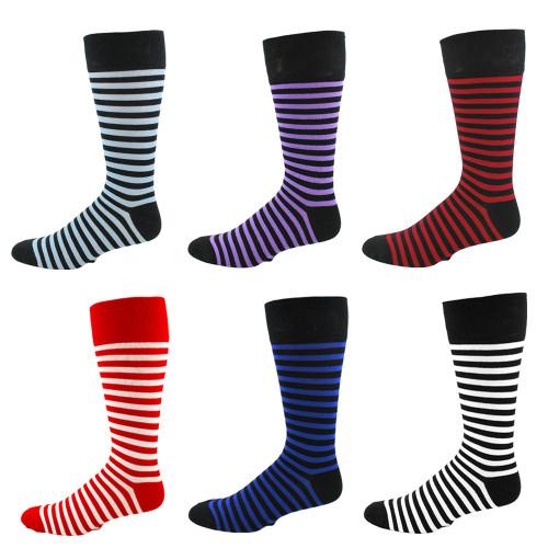 Men's Mod Stripe Socks