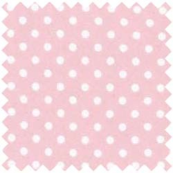 Dotted Bridal Pink
