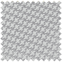 Houndstooth Silver