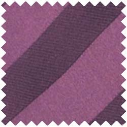 Satin Stripe Plum