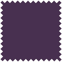 Solid Eggplant Purple
