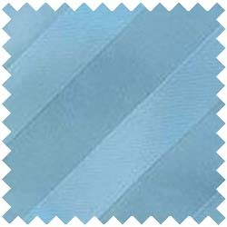 Satin Stripe Baby Blue