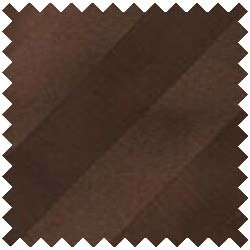 Satin Stripe Brown