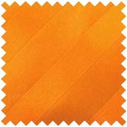 Satin Stripe Orange