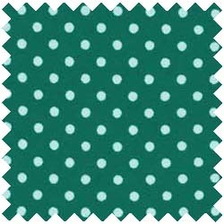 Dotted Forest Green