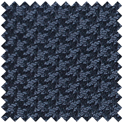 Houndstooth Navy