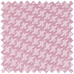 Houndstooth Bridal Pink