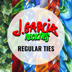 Jerry Garcia Regular Ties