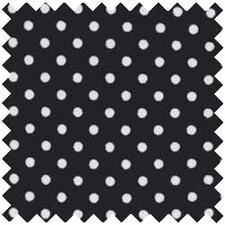 Dotted Black