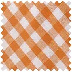 Gingham Orange