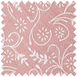 Floral Dusty Rose
