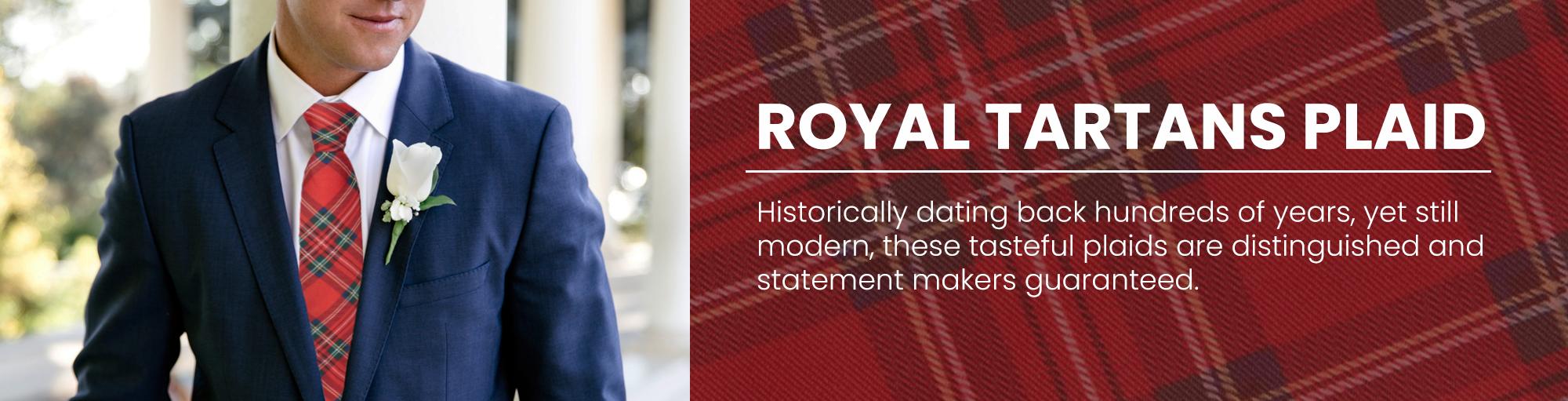 Royal Tartans Plaid