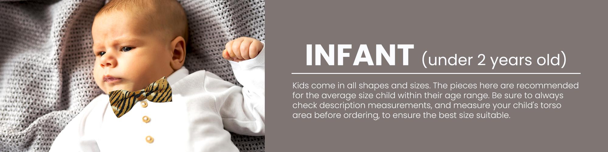 Infant (Under 2 yrs