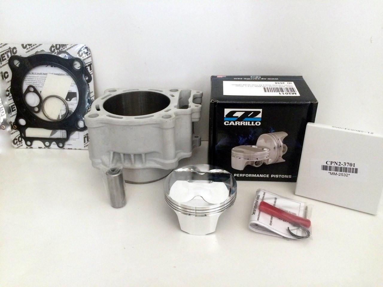 Suzuki LTR450 95 5mm 450cc Top End Rebuild Kit