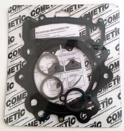 06+ Yamaha Raptor 700 / 08-13 Rhino 700 Cometic 105.5mm Top End Gasket Kit C3144