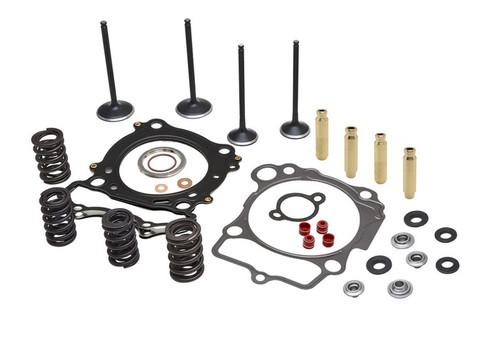 89mm Bore KTM 400cc-560cc RFS Engines Kibblewhite Cylinder Head Rebuild Kit