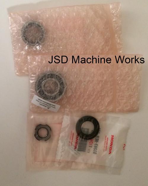 17+ Honda CRF450 OEM Counterbalance Bearing and Seal Kit