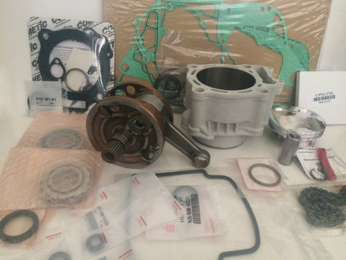 Basic 480cc Big Bore Kit with Carrillo Rod OEM Crankshaft