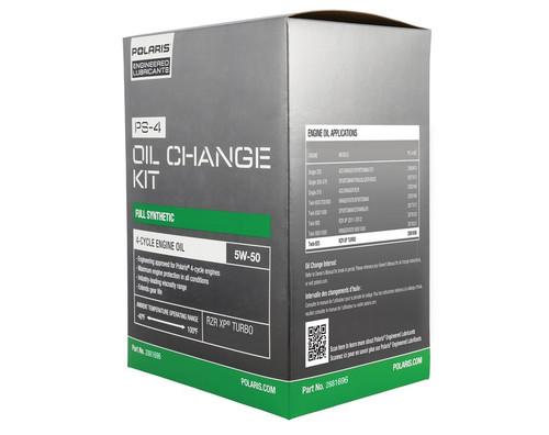 Polaris RZR XP Turbo OEM Oil Change Kit