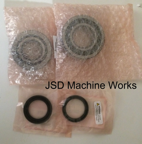 17-18 Honda CRF450 OEM Main Bearing and Seal Kit