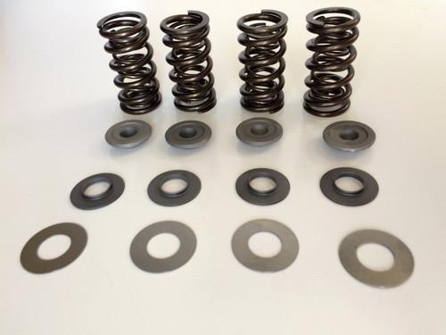 """06-14 Honda TRX450R Kibblewhite .440/"""" Lift Performance Dual Valve Spring Kit"""