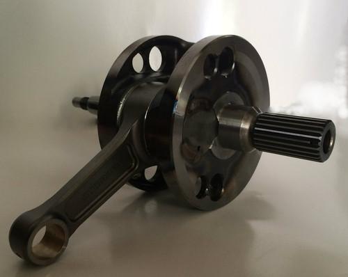 06+ TRX450R / 05-17 CRF450X OEM Crankshaft with Carrillo Rod