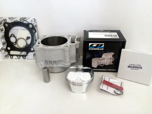 Suzuki LTR450 95.5mm 450cc Top End Rebuild Kit