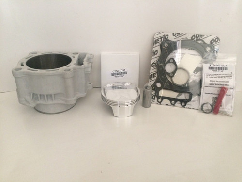 Suzuki LTR450 95 5mm 450cc Top End Rebuild Kit - JSD MACHINE WORKS