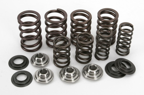 Kibblewhite High Lift Valve Spring Kit: 08-09 Honda CRF250R