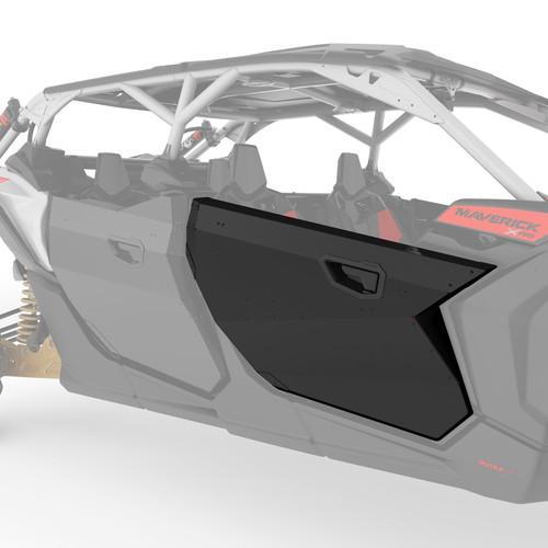 Aluminum Front Half Doors for Maverick X3 and Maverick X3 MAX