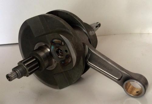 Kawasaki KFX450R OEM Crankshaft with Carrillo Rod