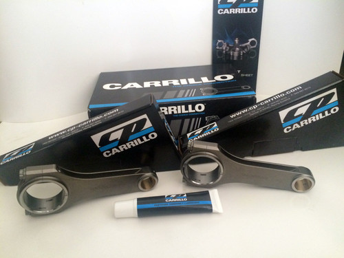 09+ Artic Cat Z1 Turbo Carrillo Rods (Set of 2)